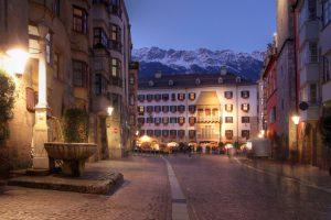 WG-Zimmer in Innsbruck