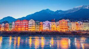 Sommer in Innsbruck