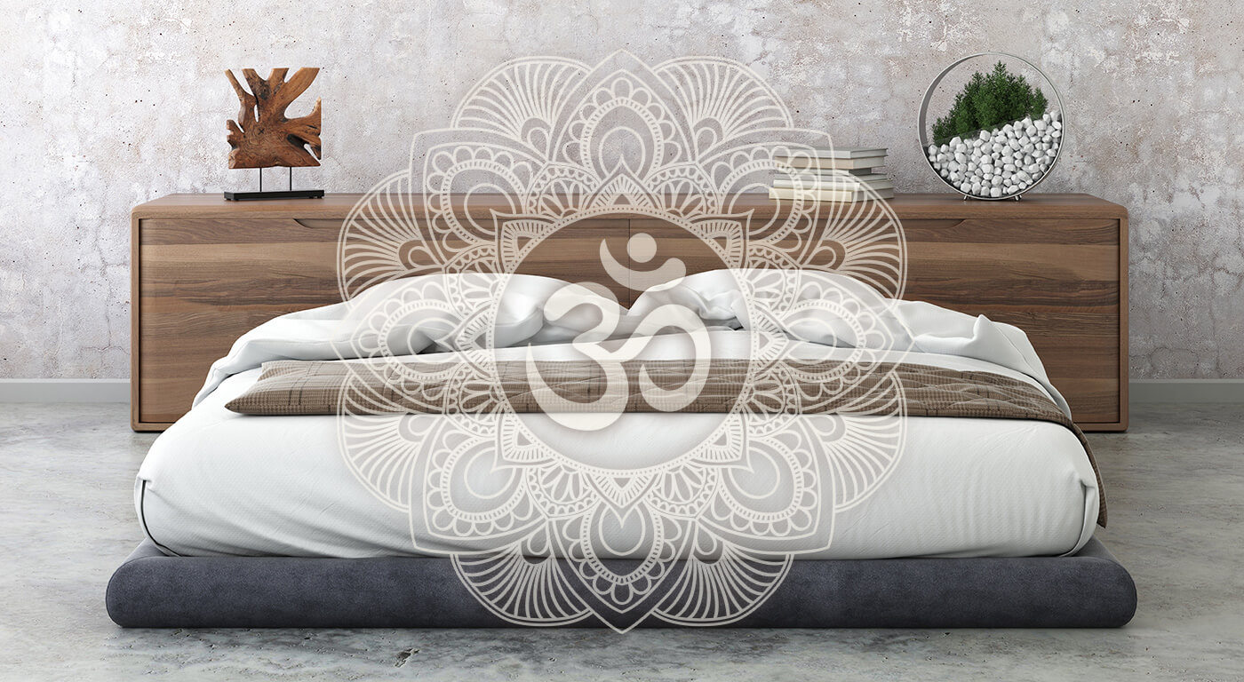 feng shui im schlafzimmer ausgeschlafen ins neue jahr jobwohnen. Black Bedroom Furniture Sets. Home Design Ideas