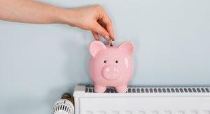 Energiesparen beim Heizen