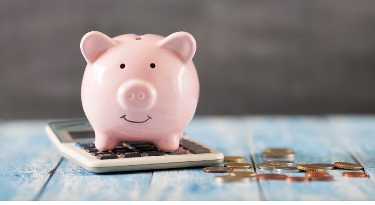 Geld Sparen in der WG